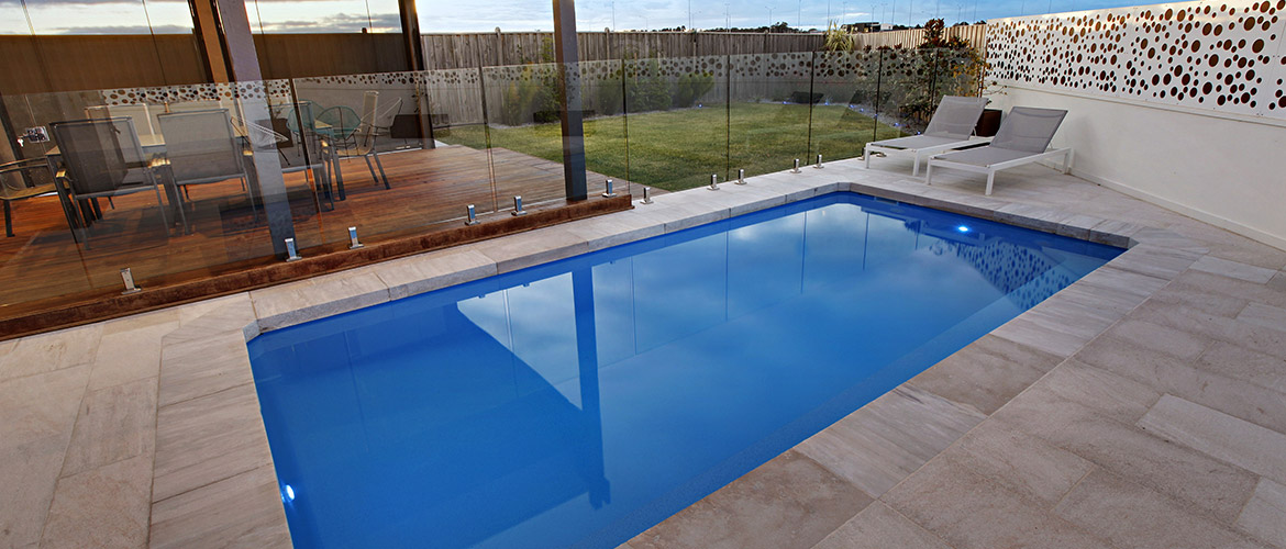 Empire Swimming Pools 6m X 3m Sapphire Pools