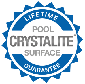 Crystalite - It's like sunscreen for your fibreglass swimming pool!