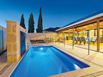 Our Fibreglass Swimming Pools In Perth Sapphire Pools