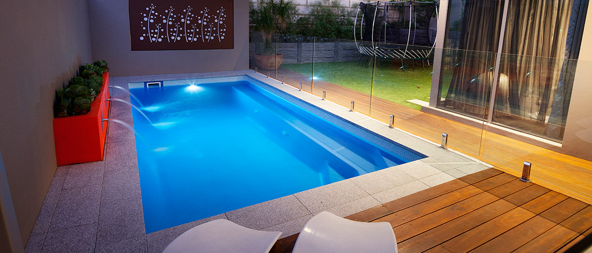 Empire swimming pools 6m x 3m sapphire pools for Swimmingpool 3m