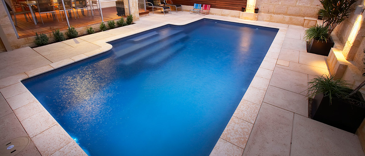 Imperial fibreglass swimming pool 7m x 4m sapphire pools How do i finance a swimming pool