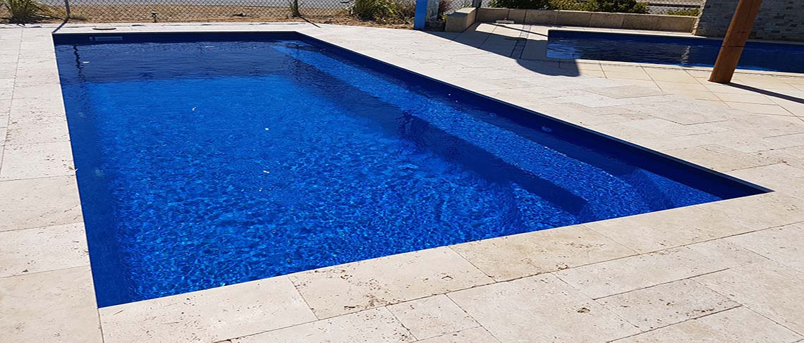 Oxford fibreglass swimming pool 7m x 3m sapphire pools for Swimming pool display centres melbourne
