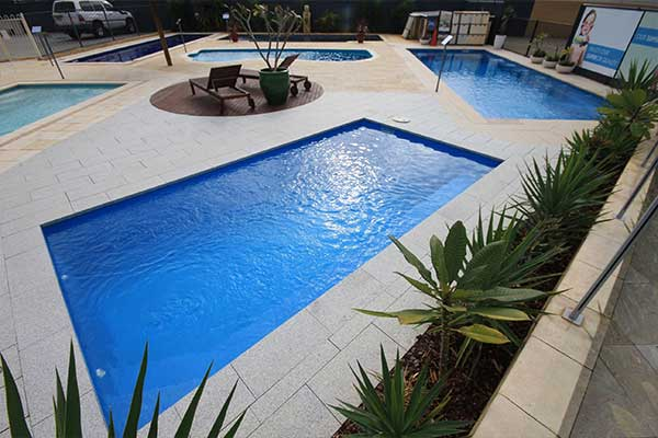 Sapphire Pools' Pool Display Centre in Kenwick (Perth)