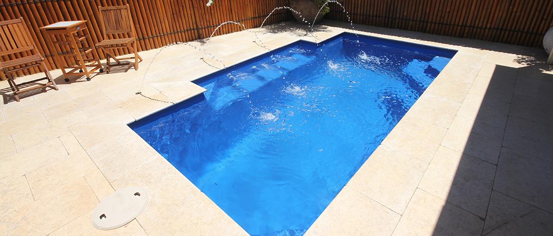 Princeton Fibreglass Swimming Pool | Sapphire Pools