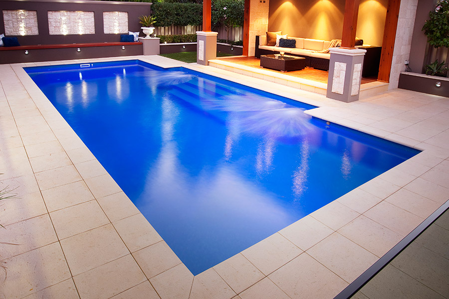 """Regal"" Fibreglass Pool Design"