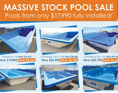 Massive Stock Pool Sale