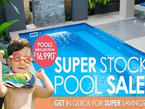 STOCK POOLS AVAILABLE FROM ONLY $16,990