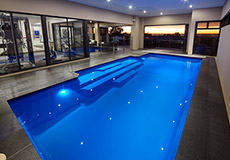 Indoor Fibreglass Swimming Pool