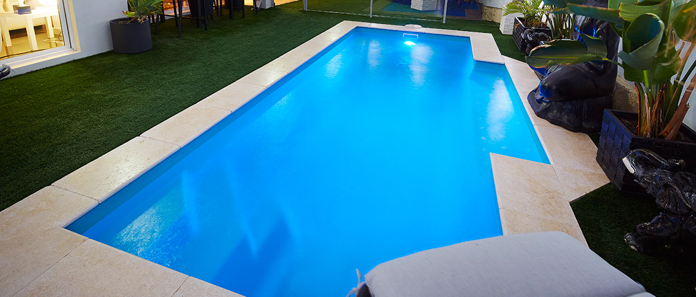 Windsor Fibreglass Swimming Pool Sapphire Pools